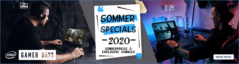 Notebook Sommer Specials